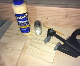 STOP! Board Slipping While Glueing!