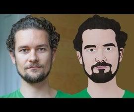 How to Cartoon Yourself   GIMP   Photoshop Alternative