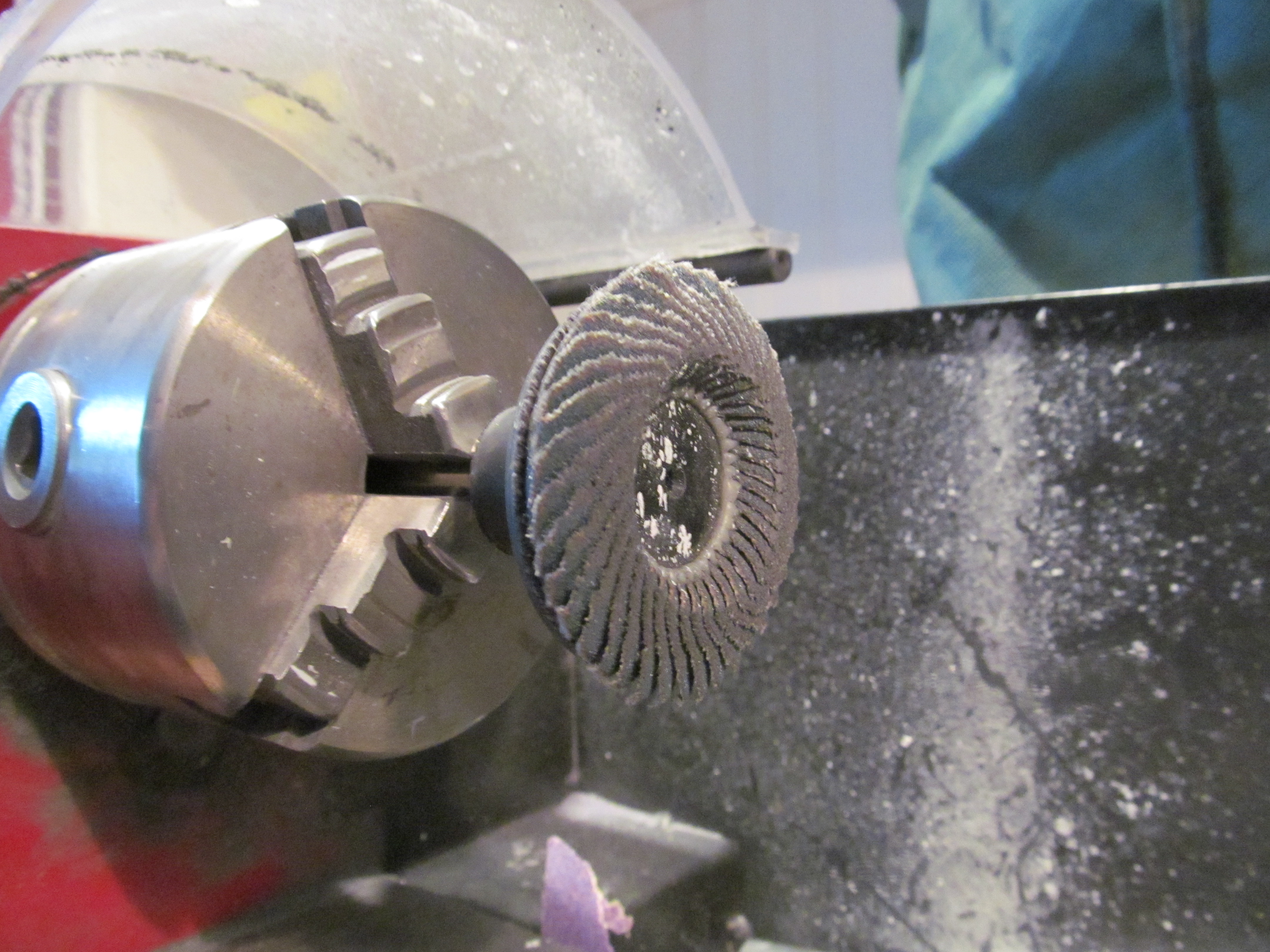 Picture of Shaping the Blade