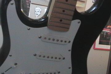 Picture of Remove the Strings of the Guitar
