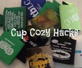 Cup Cozy Hacks