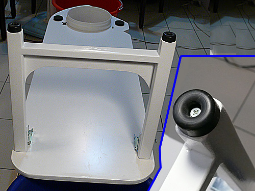 Picture of Optional Folding Legs