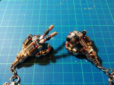 Mechanical Hands
