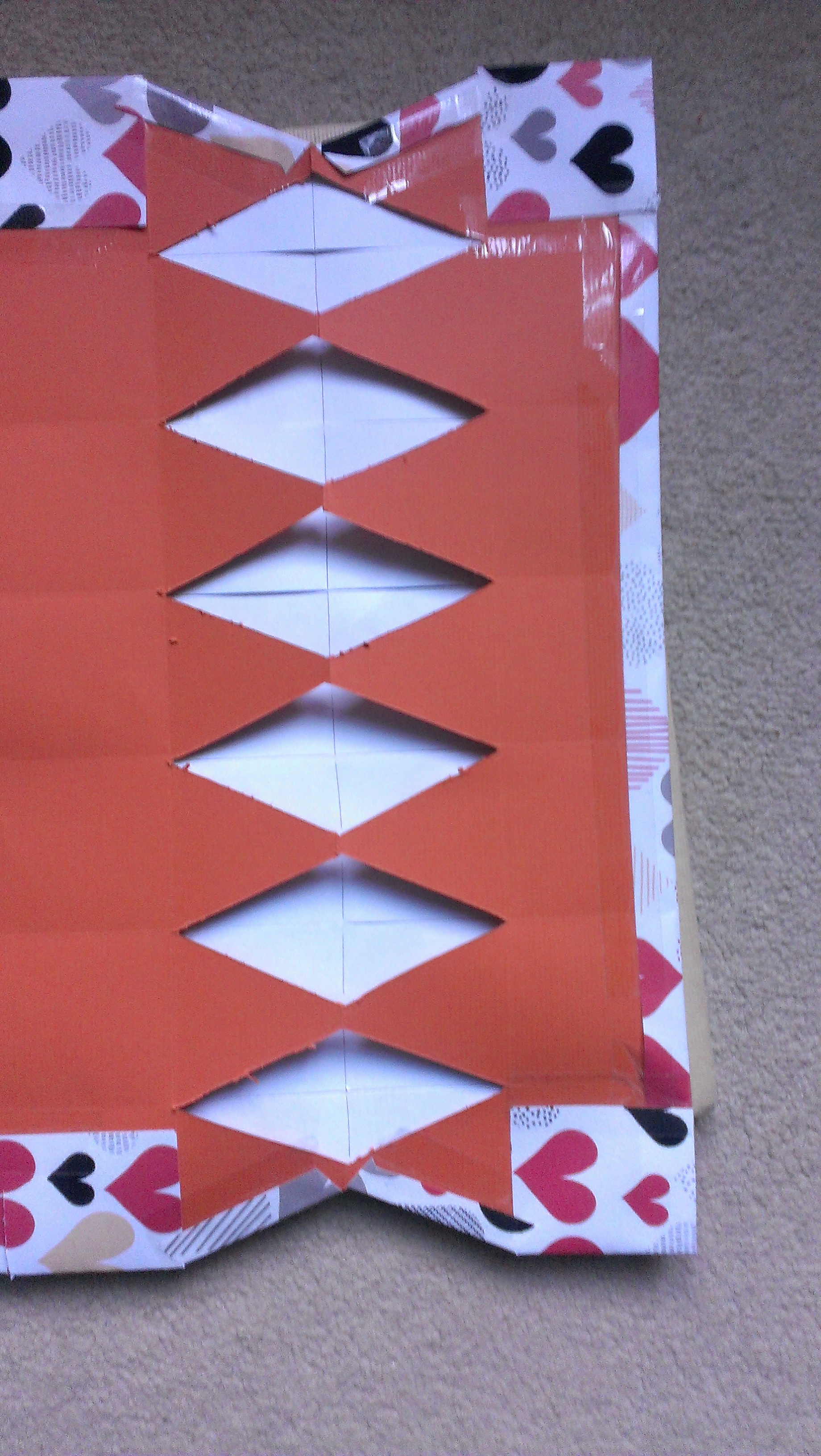 Picture of Final Paper Fitting