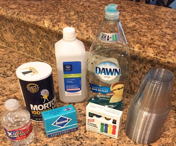 How to Extract Your Own DNA Using Household Kitchen Items