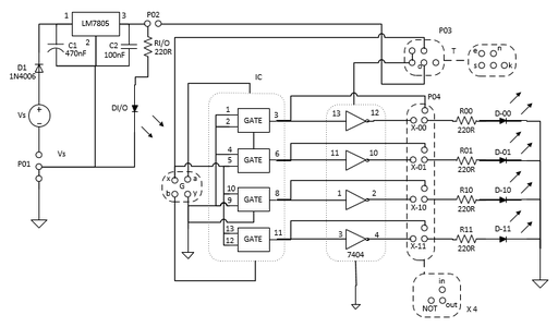 Step 3: the Schematic