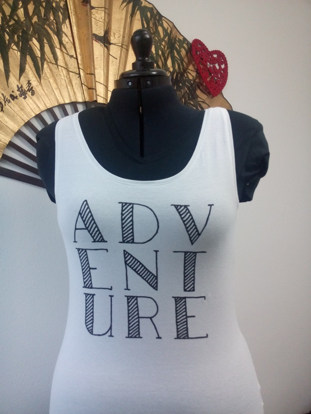 Picture of Draw on Your Shirts (Typography and More)