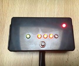 Infra-Red Panel Timer