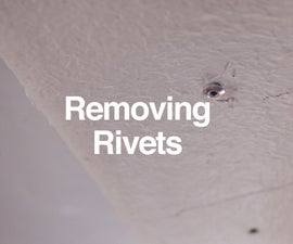 Removing Rivets