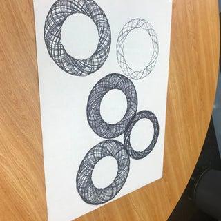 Torus Drawing Machine