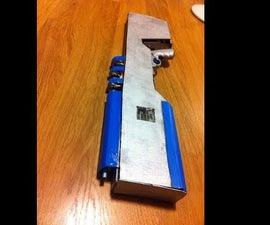 Homemade DIY Multistage Portable Coilgun 350j