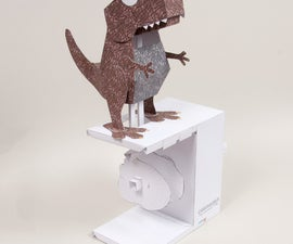 T.Rex With Interchangeable Cams.