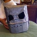 how to make an iron man mark 1 helmet