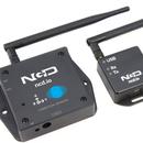 Wireless Vibration and Temperature Sensor Data to MySQL Using Node-RED