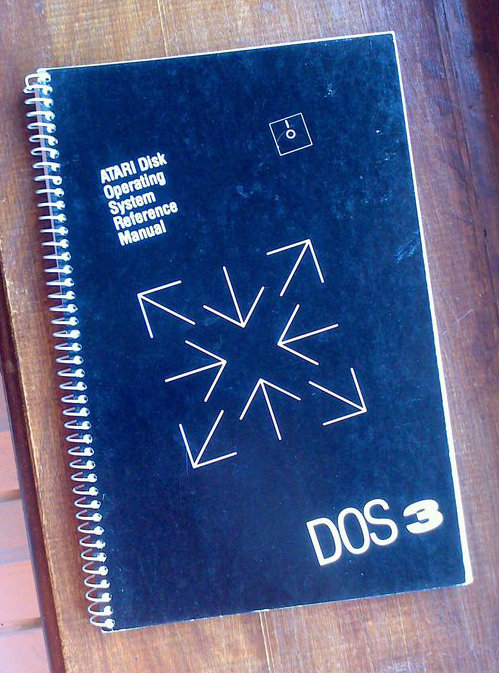 Picture of Floopy Disc, Memory Module and the DOS