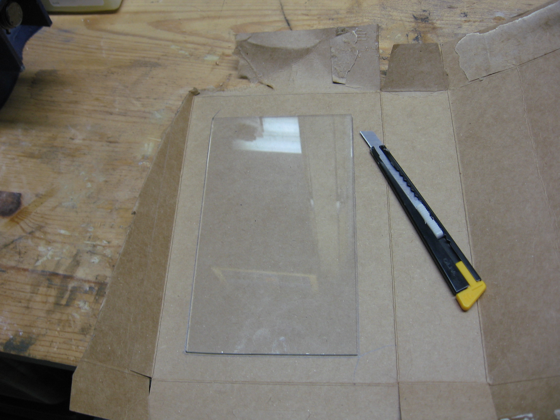 Picture of Cardboard Insert