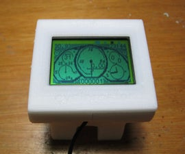 Bicycle Speedometer with Graphics LCD
