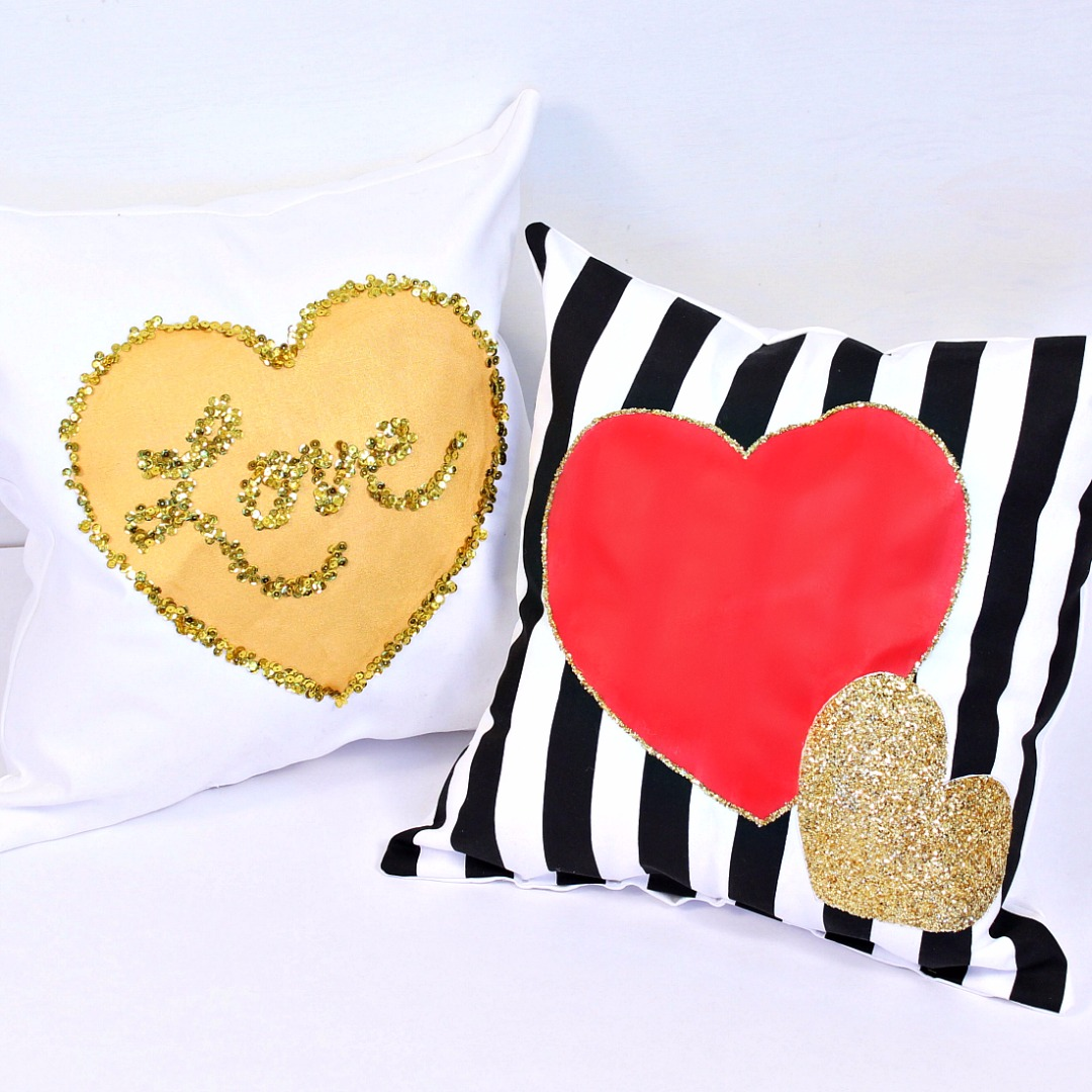 Picture of Valentine's Day Pillows