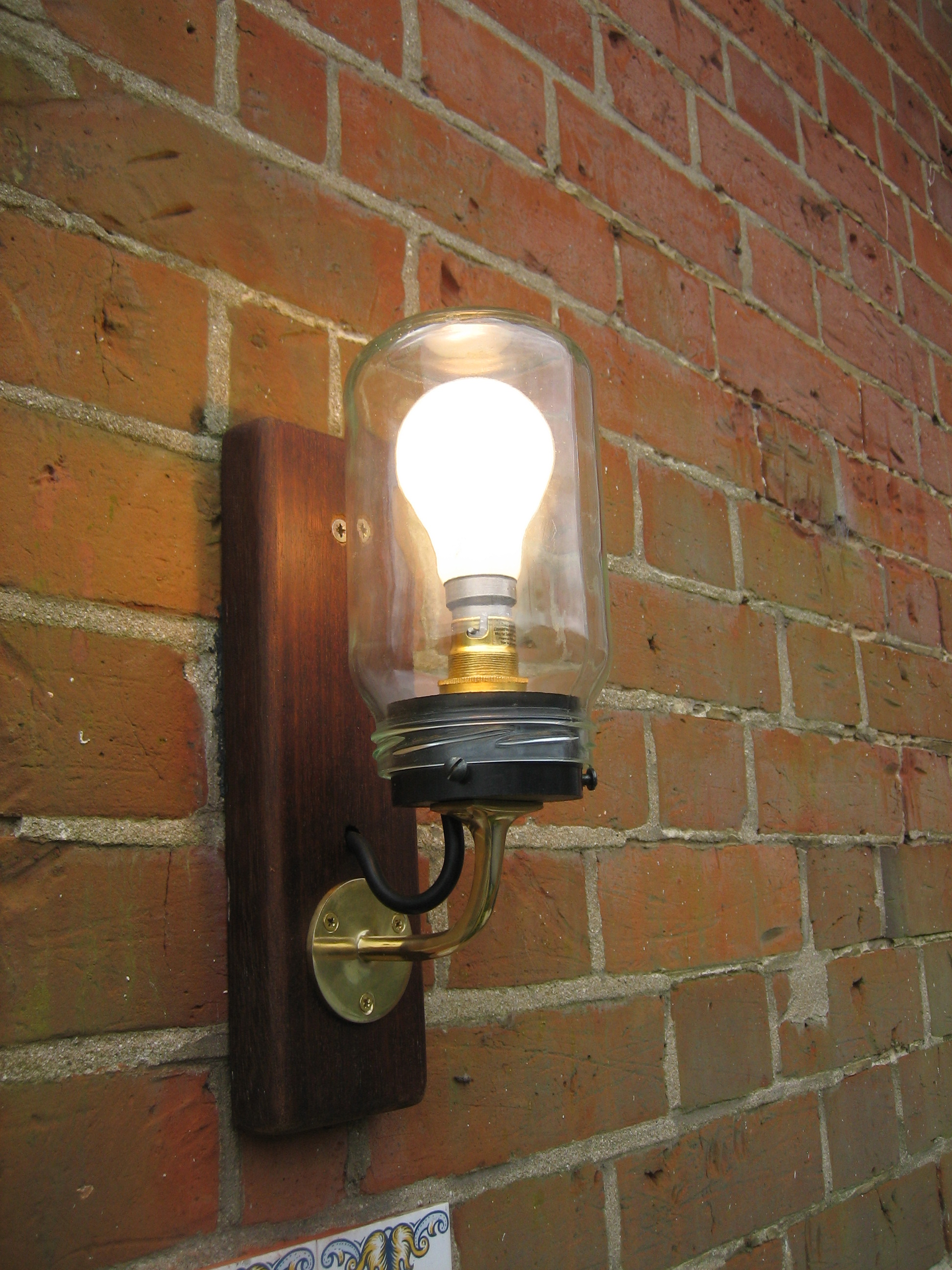 Picture of Outdoor Wall Light