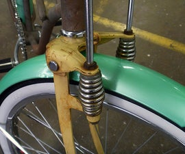 WHIZZER CONVERSION BY S. M. BLODGE AND THE IDS WORKSHOP STAFF