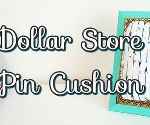 Dollar Store Pin Cushion