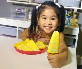 DIY Marshmallow Pudding Popsicles Recipe