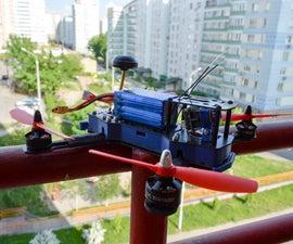 FPV 250 class racing drone