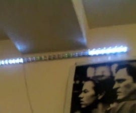 Music Flashing LED Bar