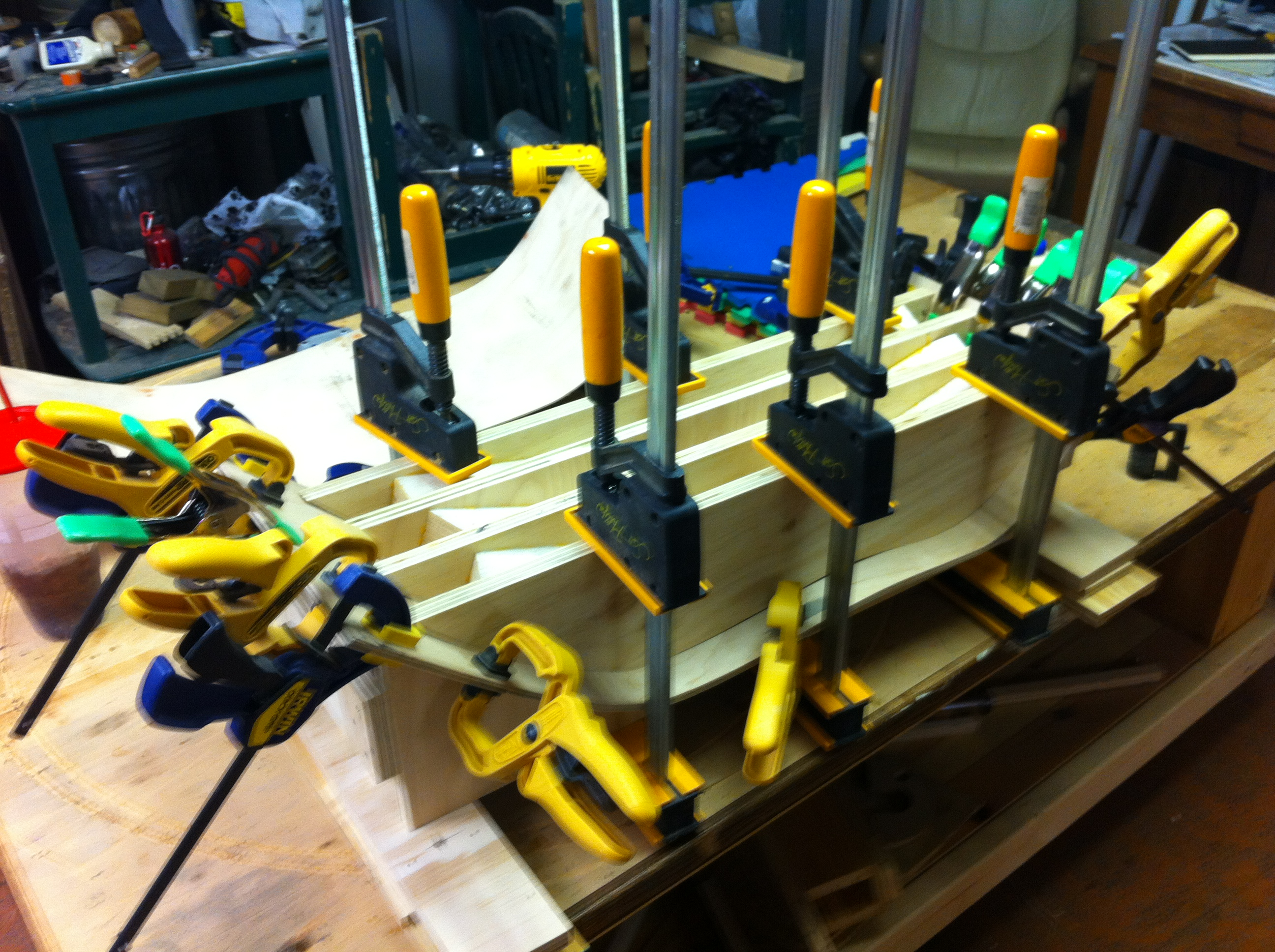Picture of Bending the Tops