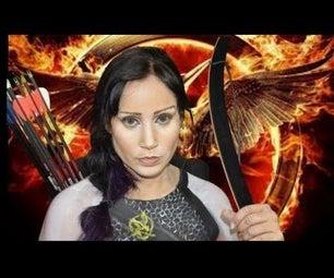 The Hunger Games, Katniss Everdeen Make-up