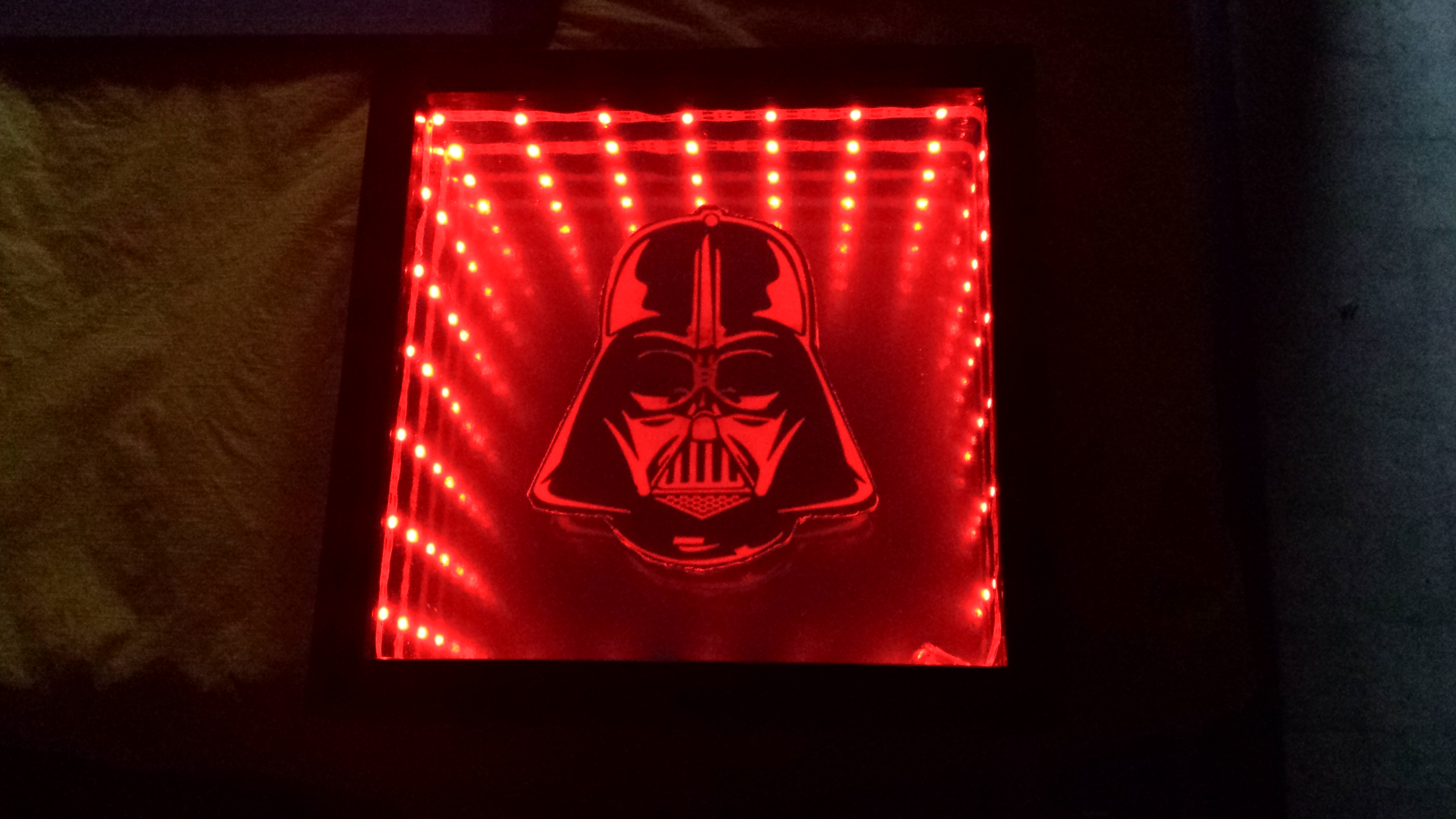 Picture of Star Wars USB Powered Infinity Mirror