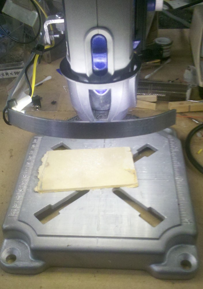 Picture of Dremel Drill Press LED Lighting