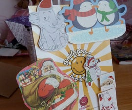 What to do with your Christmas cards