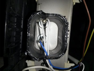 Disconnecting the Wiring