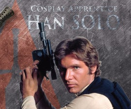 How to Make Han Solo's DL-44 Blaster
