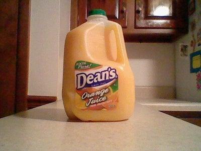 Nothing Rhymes With Orange (juice)