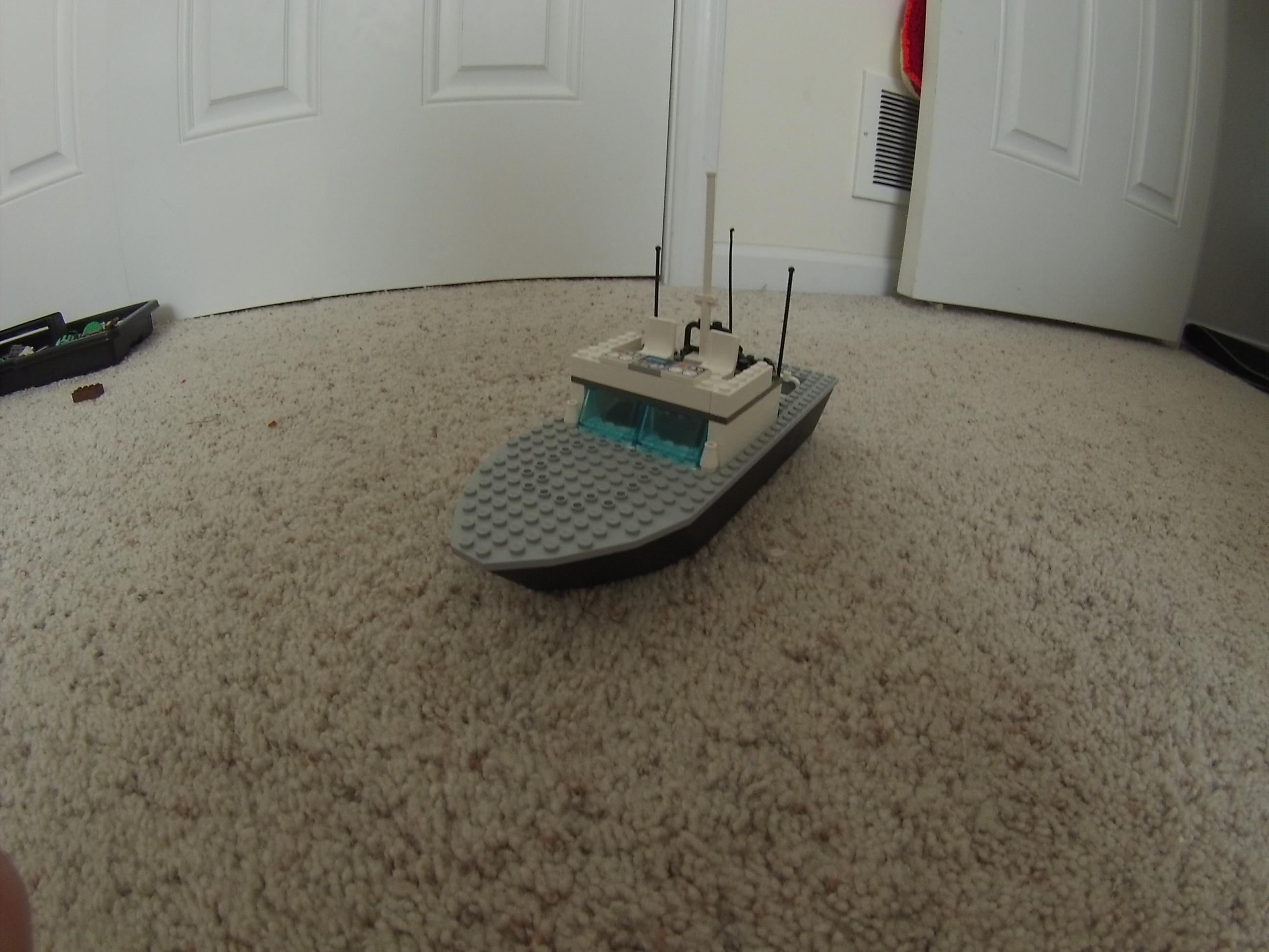 Picture of Lego Fishing Boat