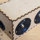 HiFi Music Box With Bluetooth