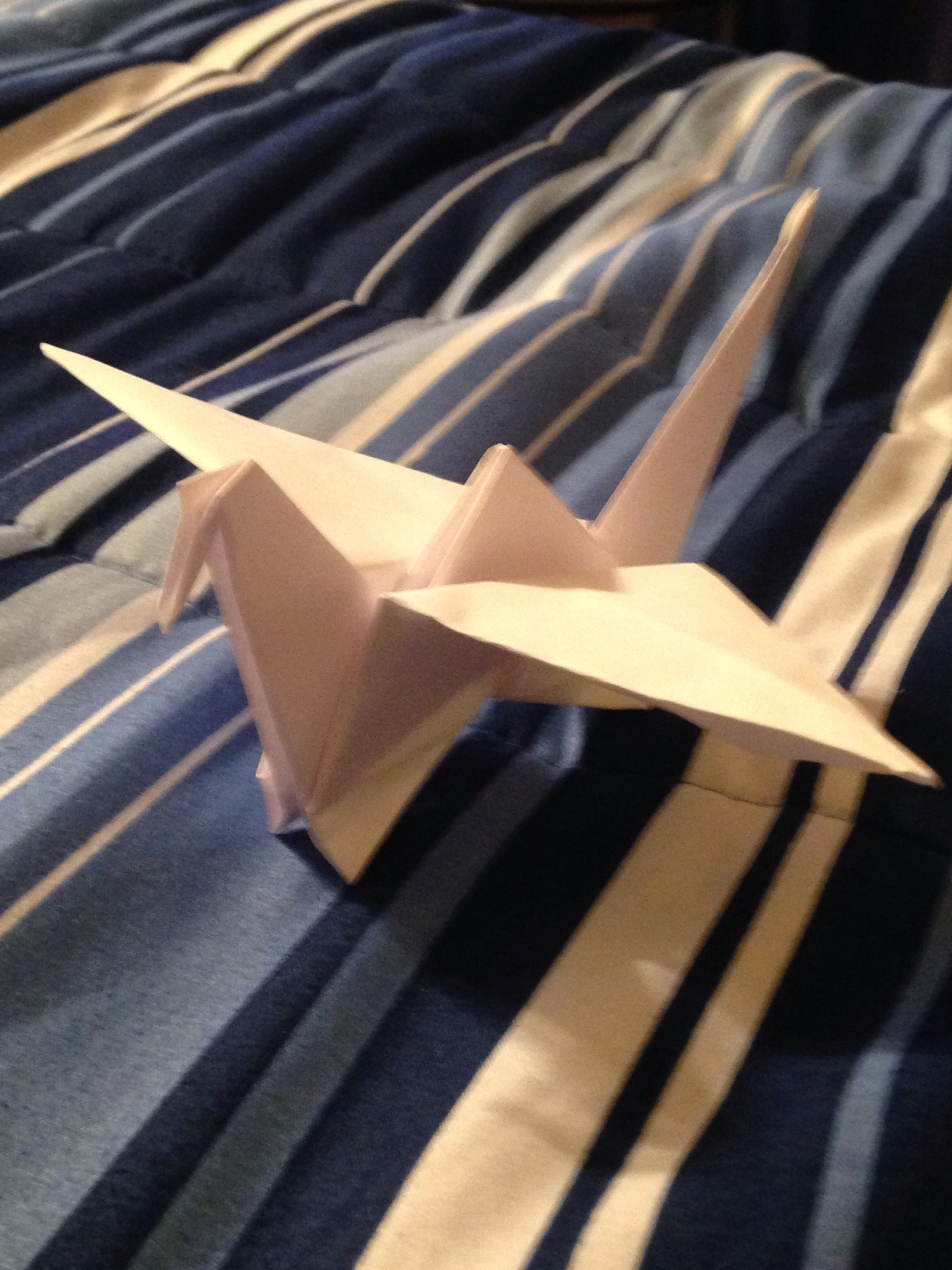Origami Celebration Paper Crane - How to Make an Origami Flapping ... | 3264x2448