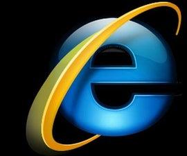Keyboard Shortcuts for Internet Explorer!!