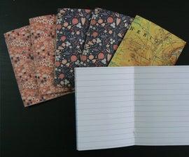 Pocket Notebooks (stitched)