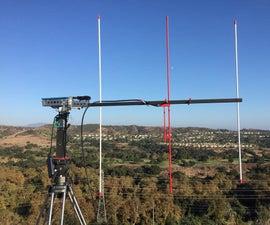R2D2M2 -- ISS Antenna Tracker