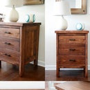Chest of Drawers From 2 by 4's