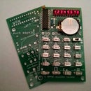 Vintage TI DataMath / Sinclair Scientific Calculator Emulator