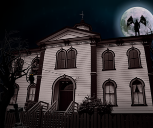 !!!! Convert Ur House to Haunted House (Pixlr)!!!!