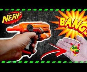 Nerf Gun Mod - Pop-Its Shooter
