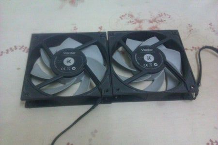 How to Open and MOD EK-Vardar F3-120 PC Fans