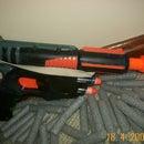 NERF Sniper Pistol!