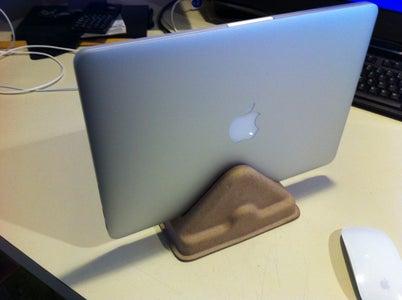 DIY Macbook Pro Stand