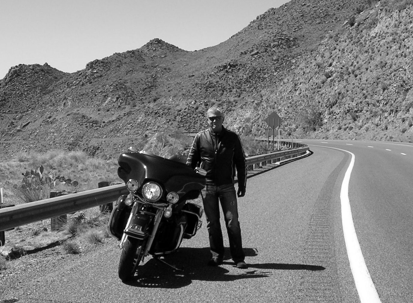 Picture of Motorcycle Touring Tips